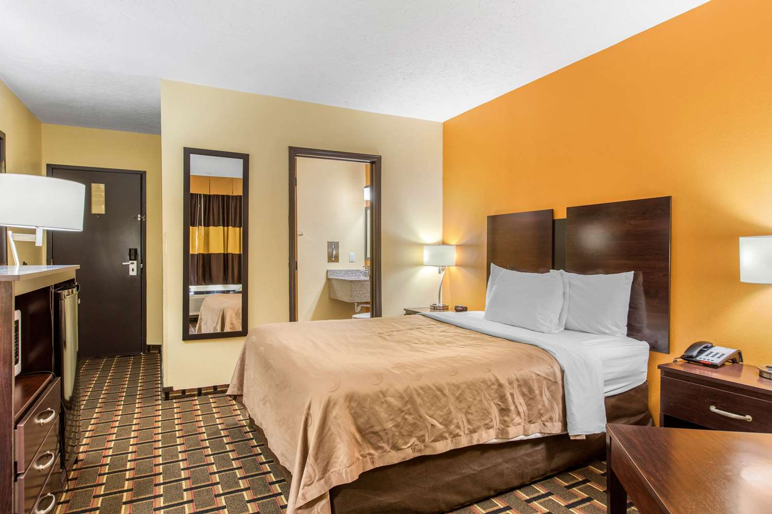 Room - Quality Inn Wyoming Grand Rapids