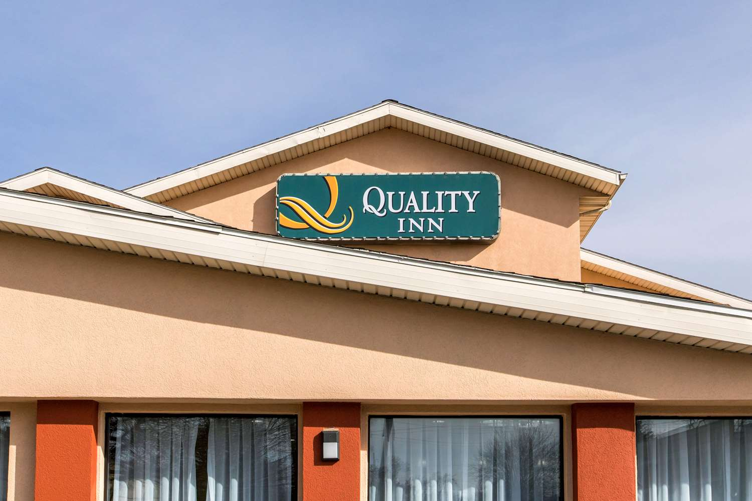 Exterior view - Quality Inn Wyoming Grand Rapids