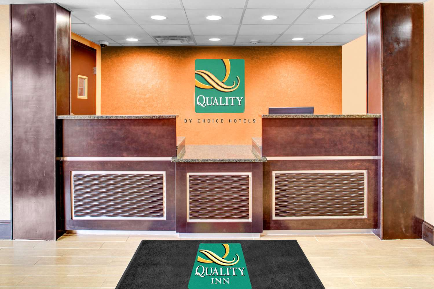 Lobby - Quality Inn Tunnel Road Asheville
