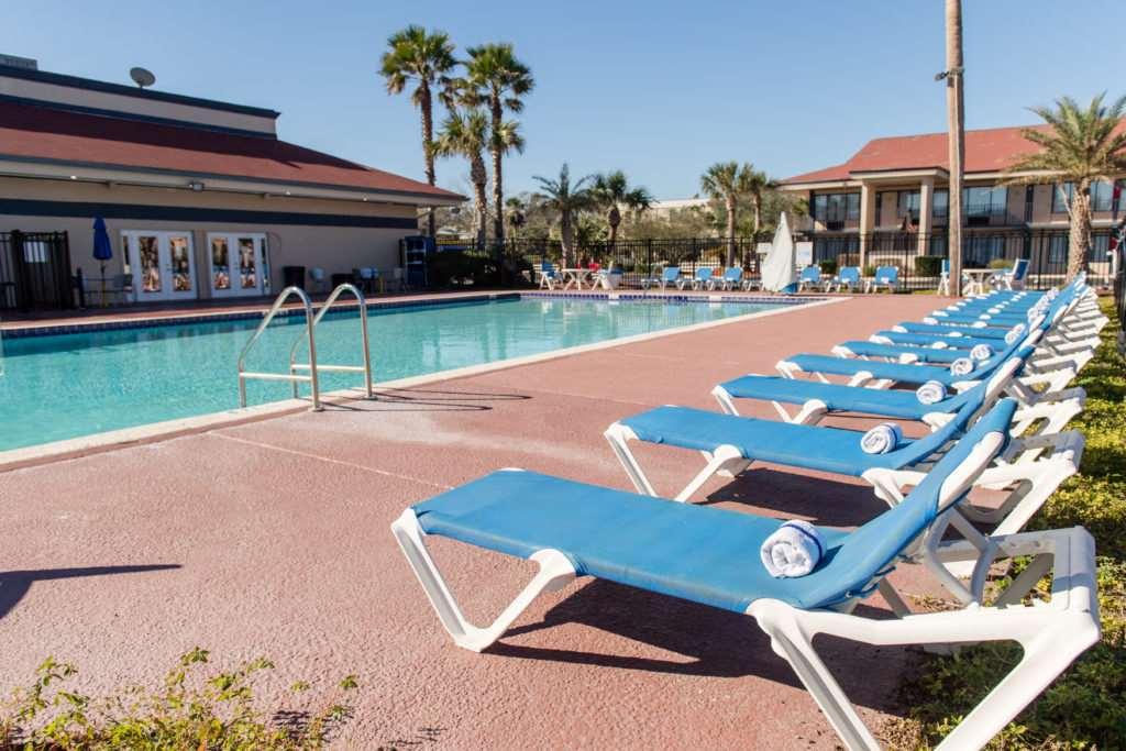 Pool Breakwater Hotel At The Beach Fernandina