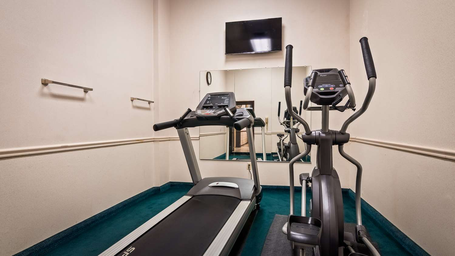 Fitness/ Exercise Room - SureStay Hotel by Best Western Bellmawr