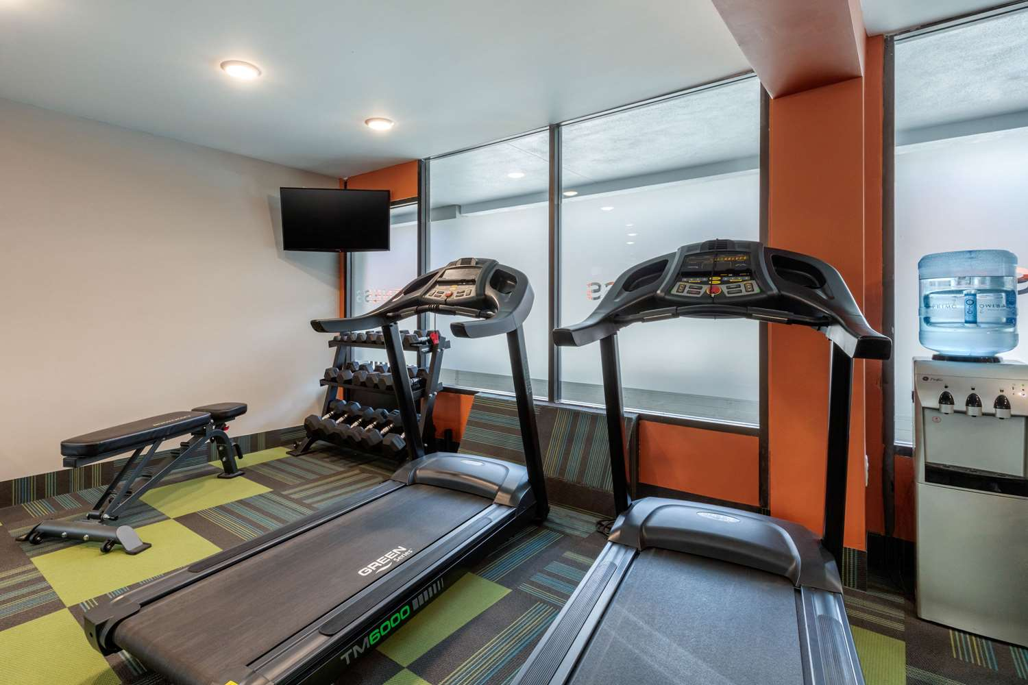 Fitness/ Exercise Room - Clarion Inn Bowling Green