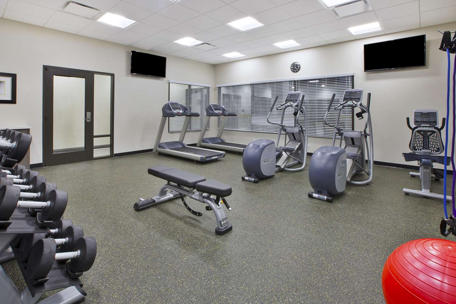 Fitness/ Exercise Room - Best Western Plus Cranberry Pittsburgh North Hotel