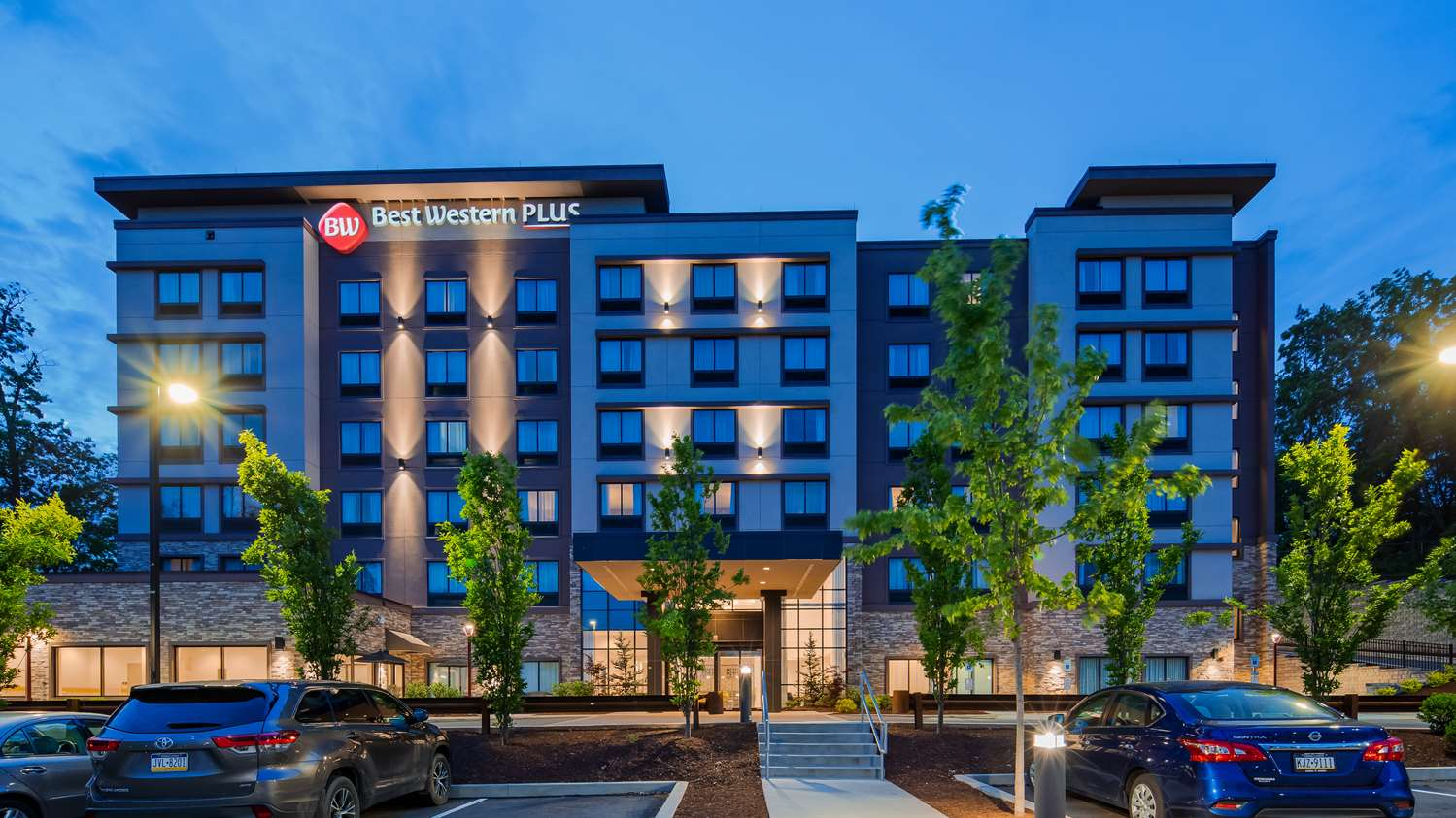 Exterior view - Best Western Plus Cranberry Pittsburgh North Hotel