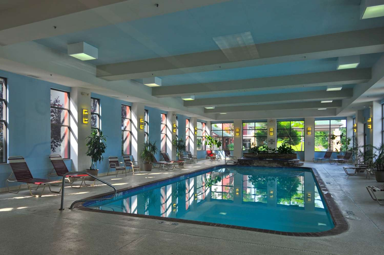 Pool - Quail Hollow Resort Concord