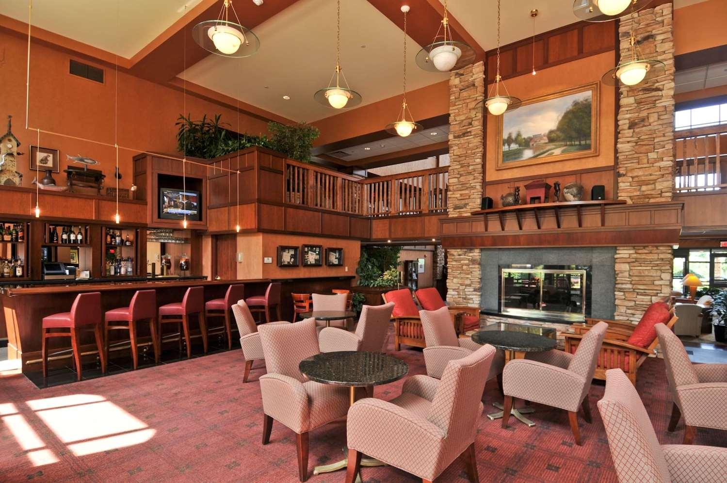 Lobby - Quail Hollow Resort Concord