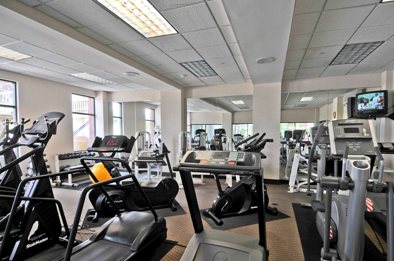 Fitness/ Exercise Room - Quail Hollow Resort Concord