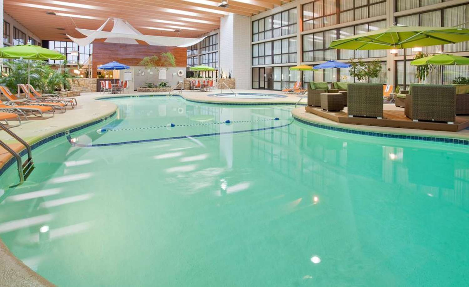 Pool - SureStay Plus Hotel by Best Western Northeast Kansas City