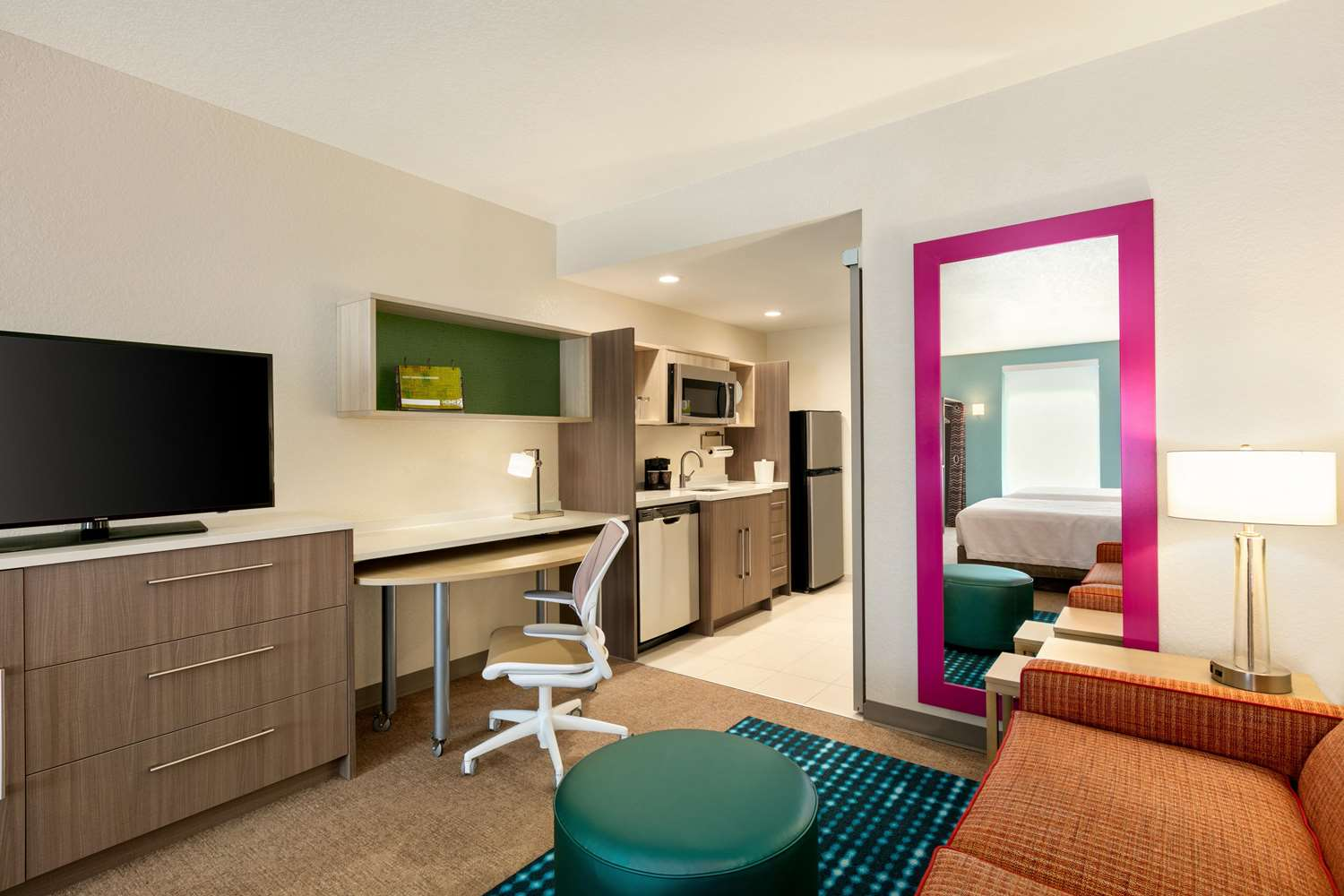 Room - Home2 Suites by Hilton Brandon
