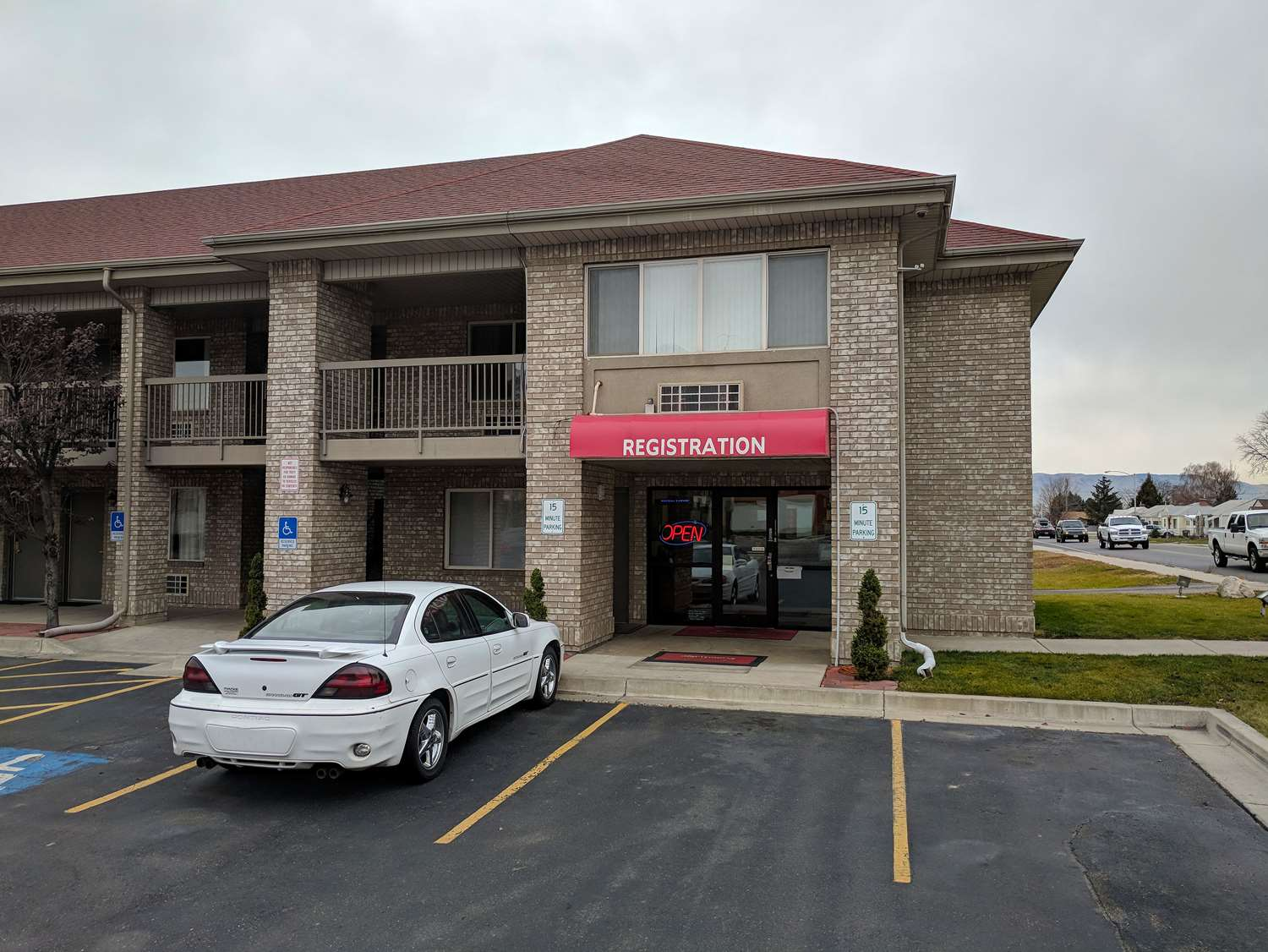 Exterior view - Americas Best Value Inn Airport Provo