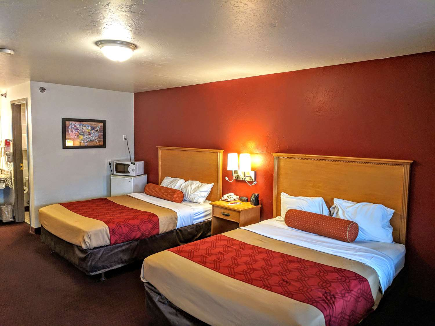 Room - Americas Best Value Inn Airport Provo