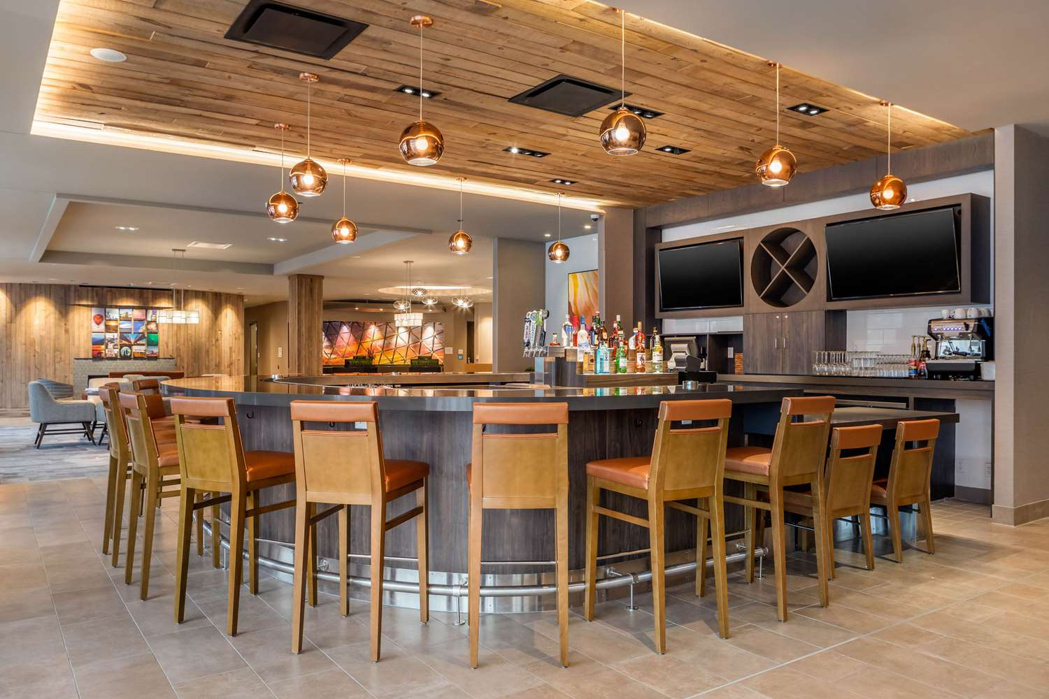 Bar - Cambria Hotel & Suites Downtown Omaha