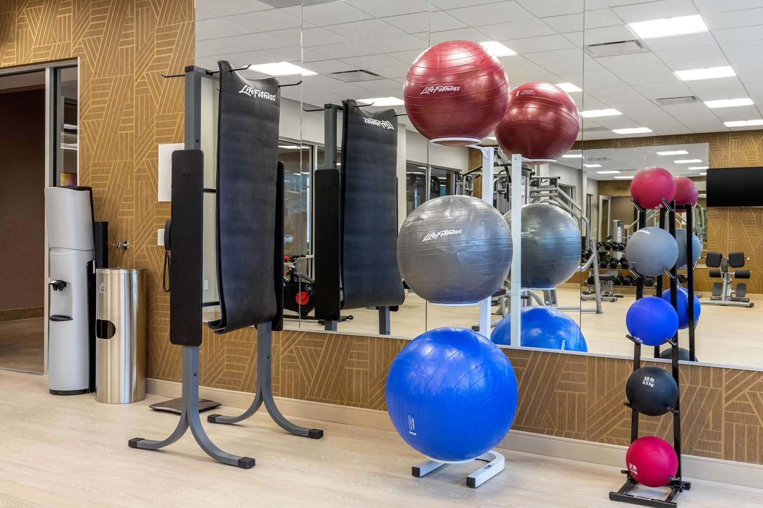 Fitness/ Exercise Room - Cambria Hotel & Suites Downtown Omaha