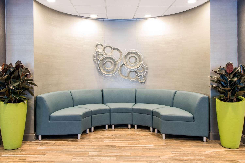 Lobby - Comfort Inn Upper Marlboro