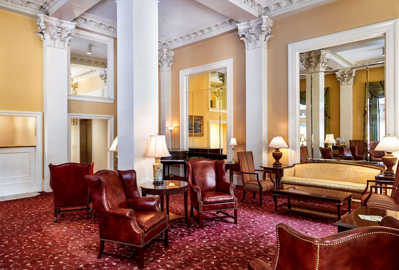Lobby - Planters Inn Savannah