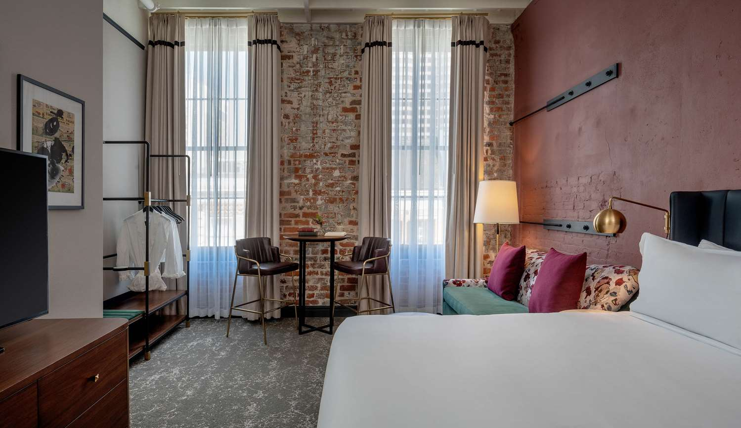 Room - Eliza Jane Hotel New Orleans