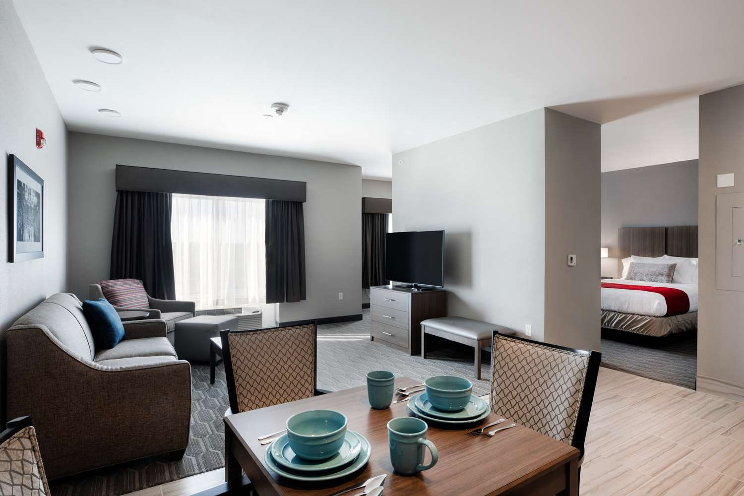 Suite - Best Western Plus West Lawrence Hotel