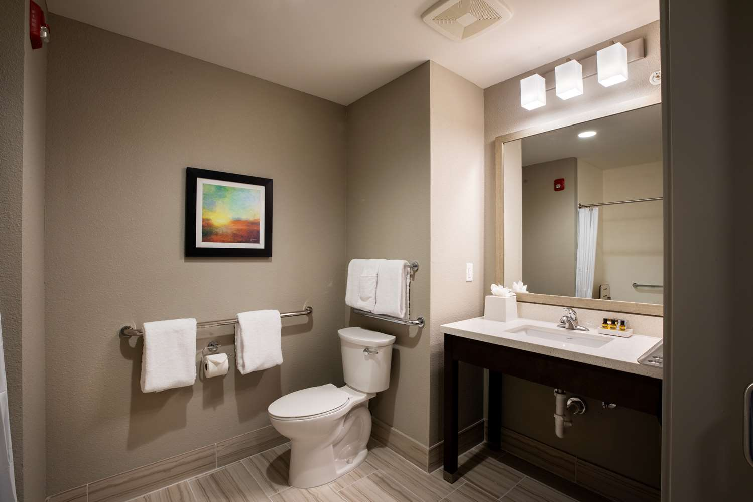Room - Best Western Plus West Lawrence Hotel