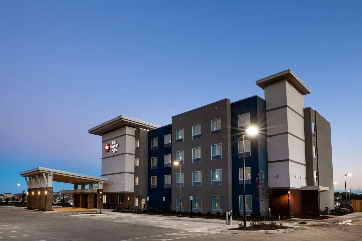Exterior view - Best Western Plus West Lawrence Hotel