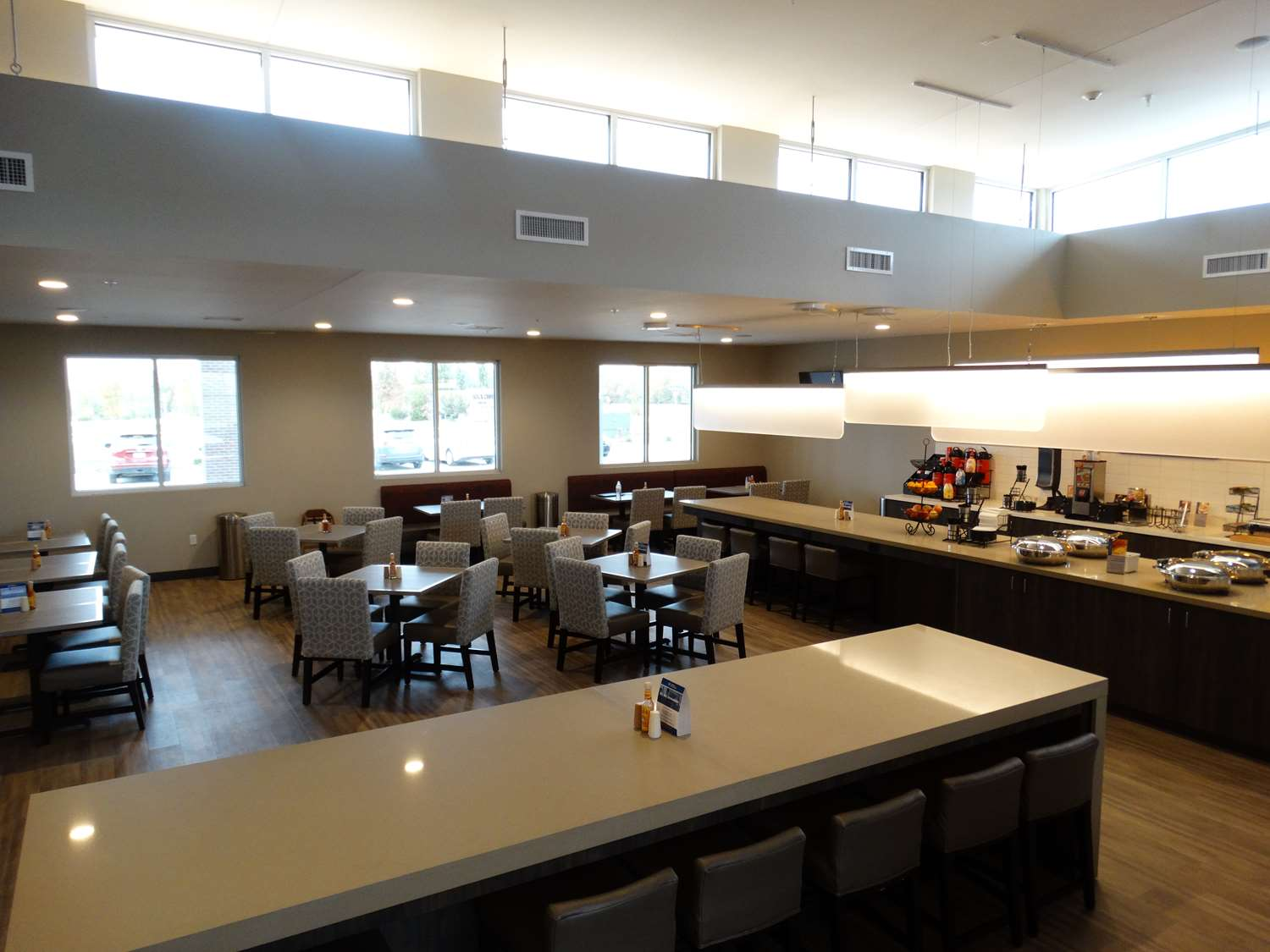 Restaurant - Best Western Plus West Lawrence Hotel