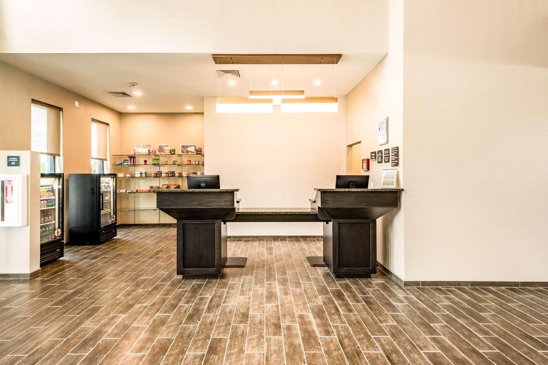 Lobby - Mainstay Suites University Sarasota