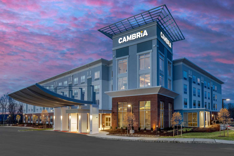 Exterior view - Cambria Hotel & Suites West Orange