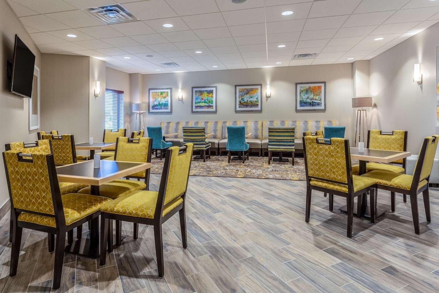 Lobby - Hampton Inn Burlington