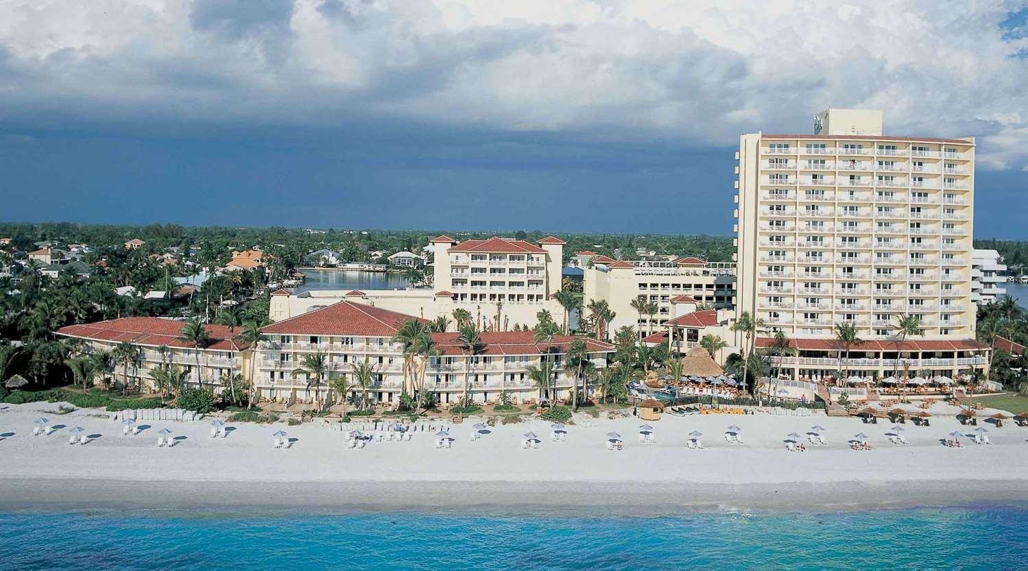 Exterior view - La Playa Beach Golf Resort Naples