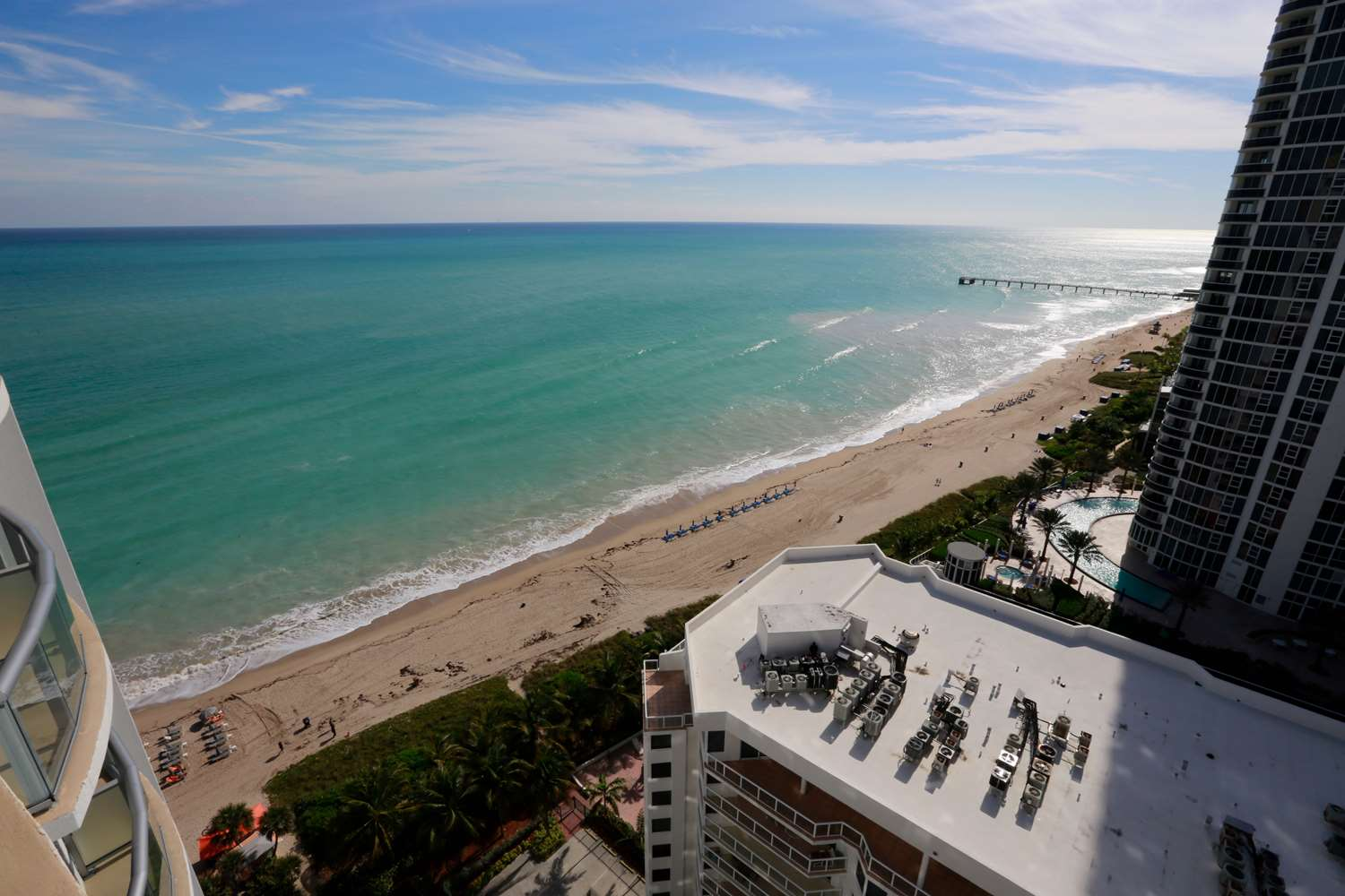 Suite Sole On The Ocean Resort Sunny Isles Beach
