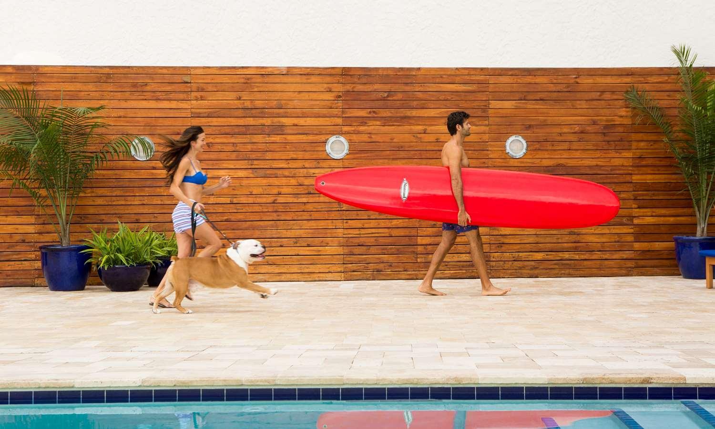 Pool - Sole Miami Noble House Resort Sunny Isles Beach