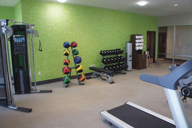 Fitness/ Exercise Room - La Quinta Inn & Suites McFarland Blvd Tuscaloosa