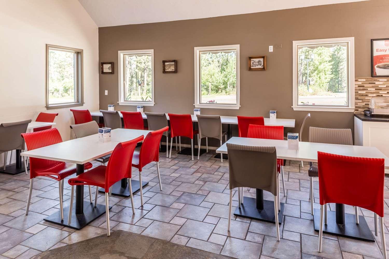 Restaurant - Econo Lodge Inn & Suites South Lake Tahoe