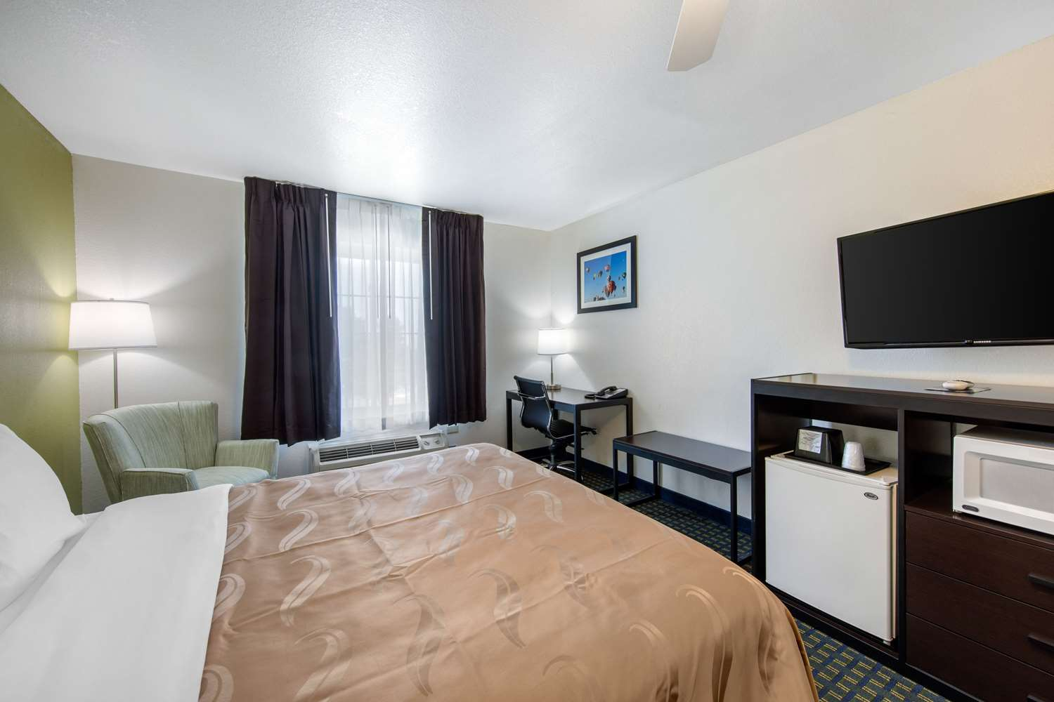 Room - Quality Inn & Suites Clayton