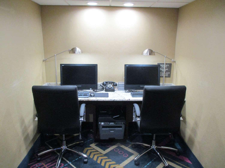 Conference Area - Best Western Plus Dallas Love Field North Hotel