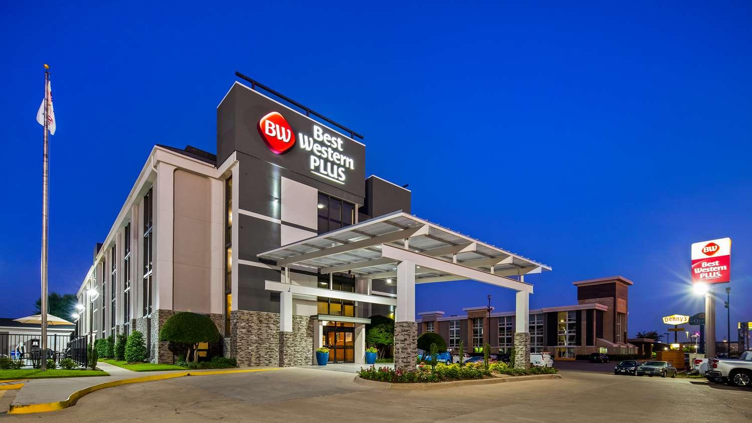 Exterior view - Best Western Plus Dallas Love Field North Hotel