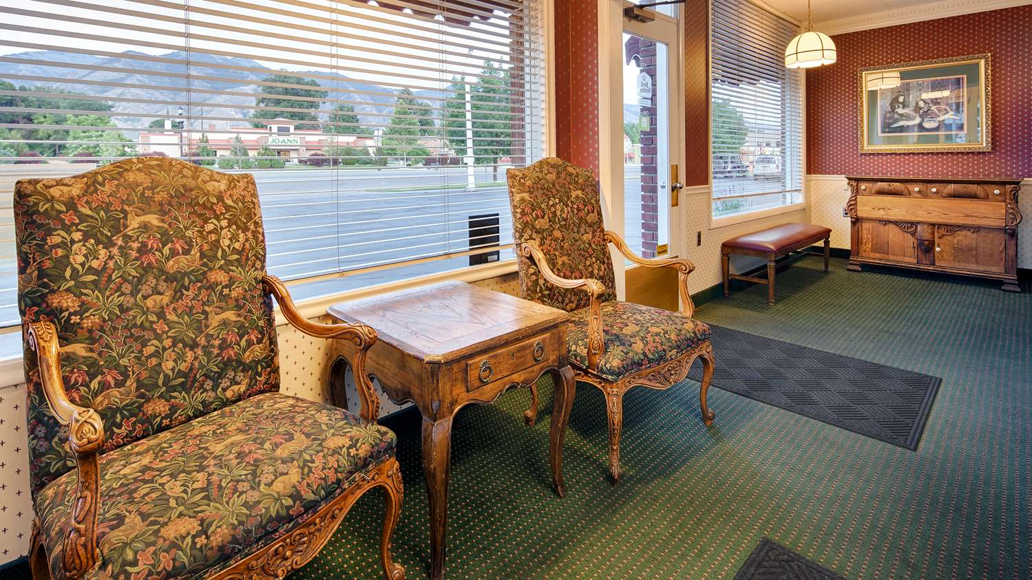 Lobby - SureStay Collection by Best Western Baugh Motel Logan