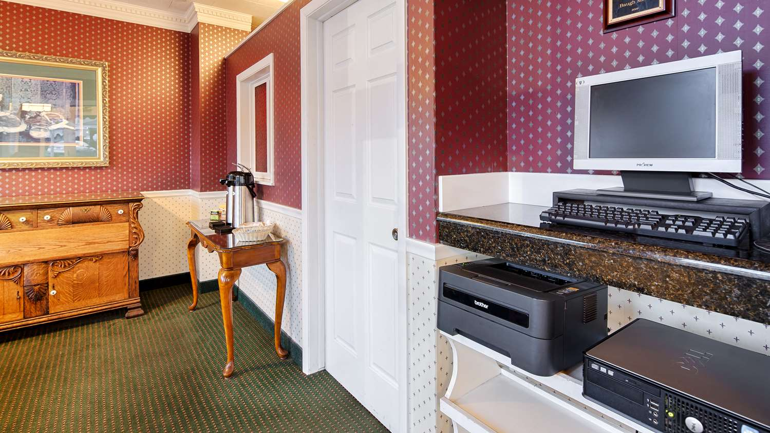 Conference Area - SureStay Collection by Best Western Baugh Motel Logan