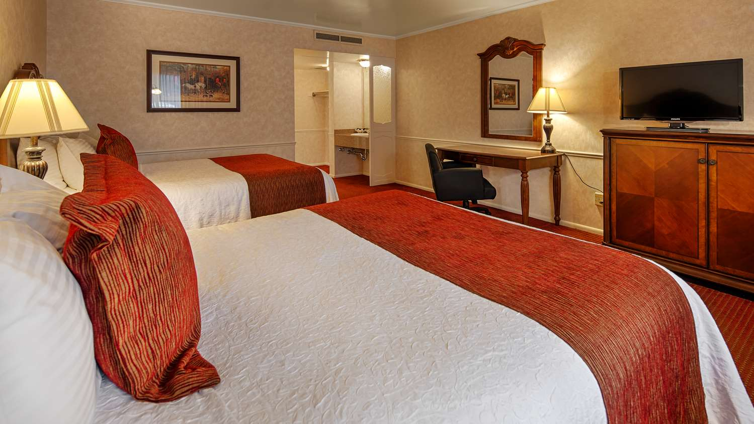 Room - SureStay Collection by Best Western Baugh Motel Logan