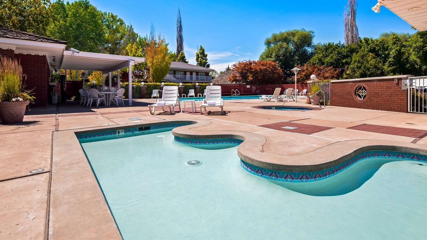 Pool - SureStay Collection by Best Western Baugh Motel Logan