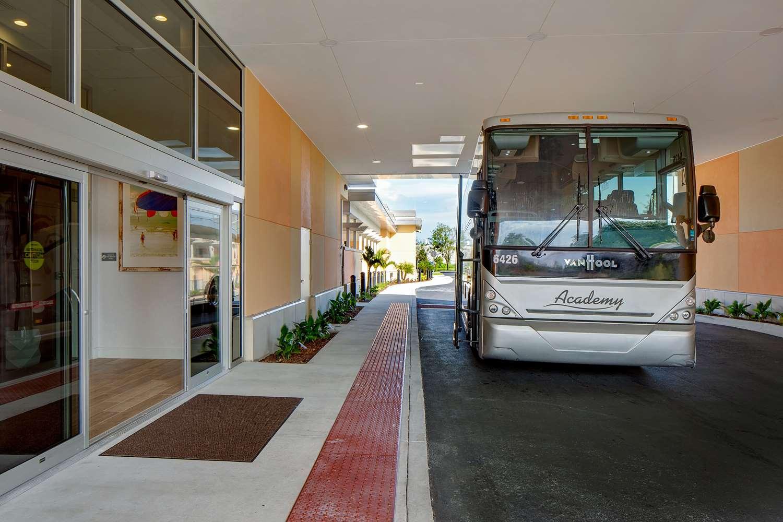 Exterior view - Hyatt House Hotel Universal Studios Orlando
