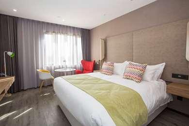 Hotel CAMPANILE YANGZHOU JINGHUA