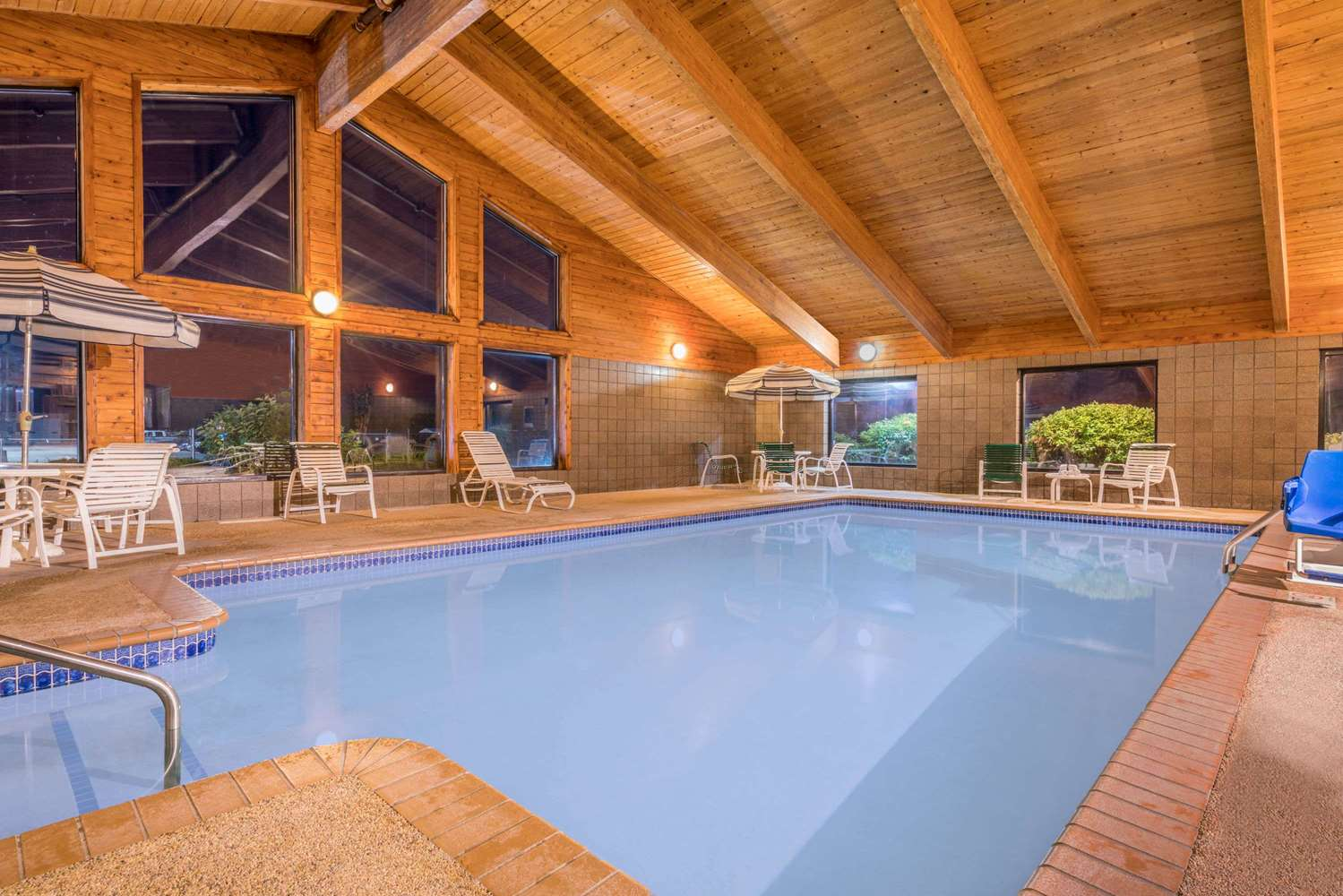 Pool - AmericInn Lodge & Suites Little Falls