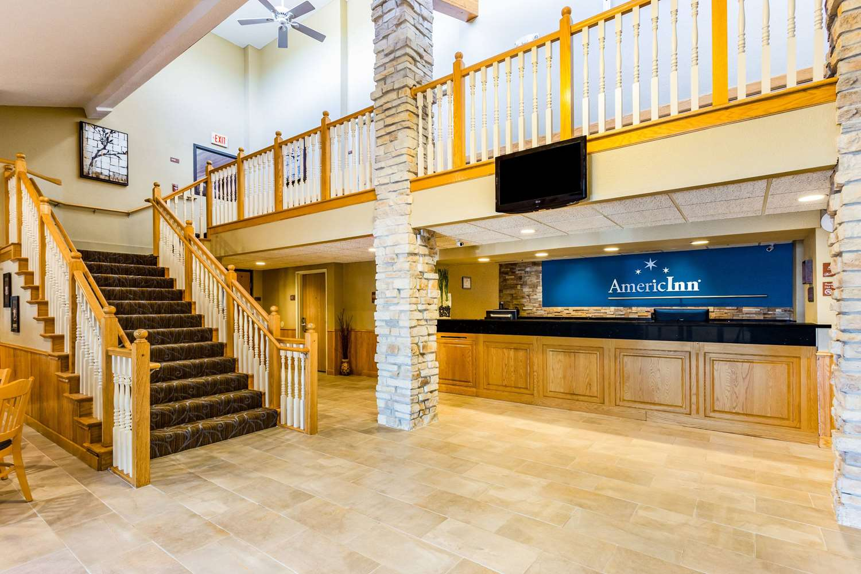 Lobby - AmericInn Hotel & Suites Long Lake