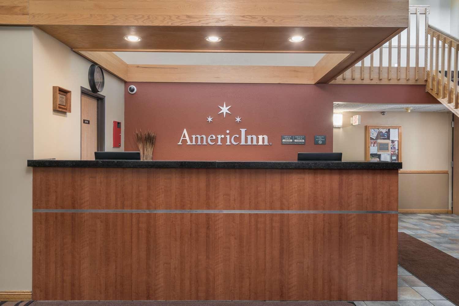 Lobby - AmericInn Lodge & Suites Bemidji