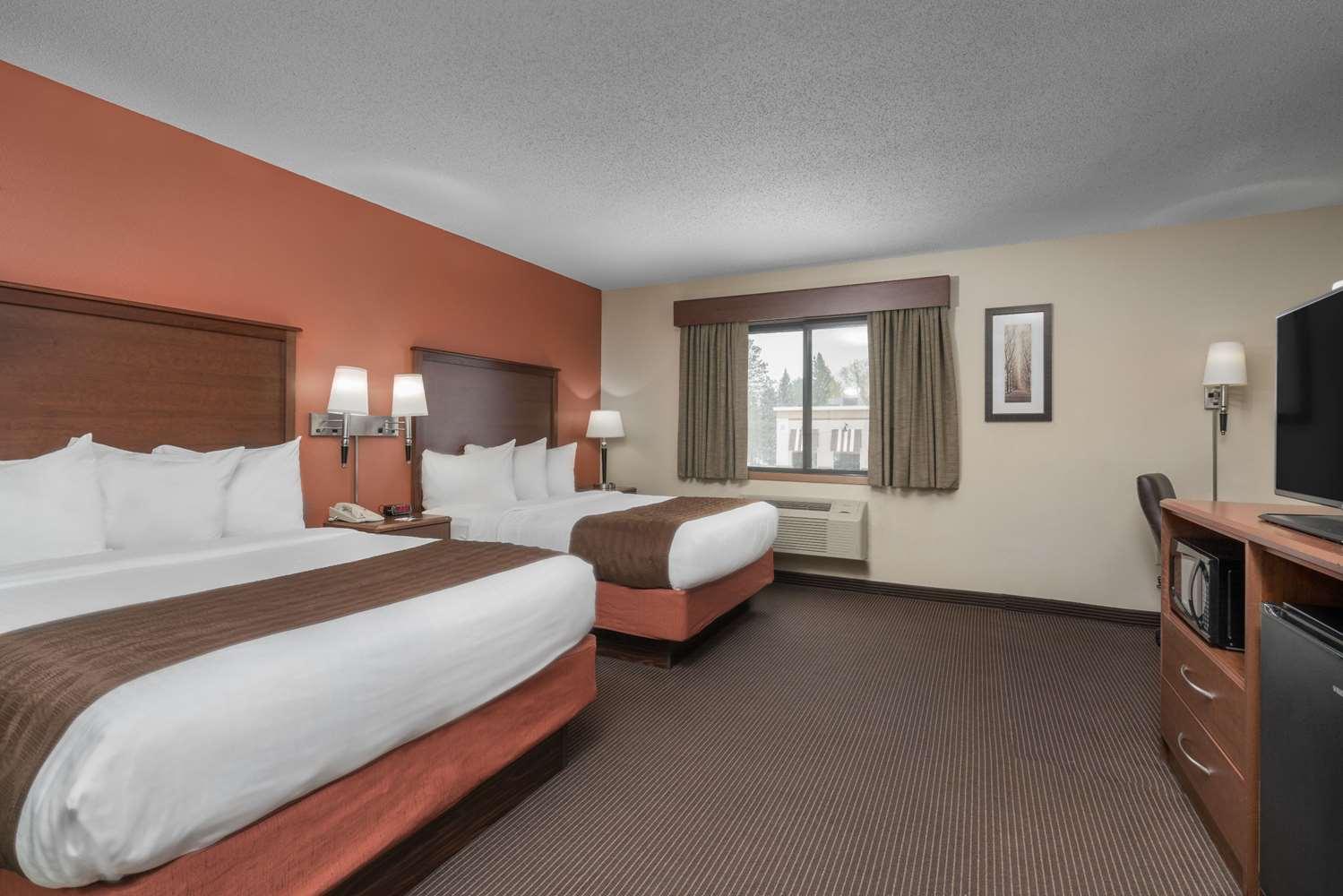 Room - AmericInn Lodge & Suites Bemidji