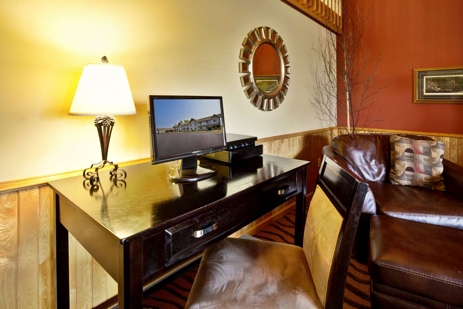 Conference Area - AmericInn Lodge & Suites Baudette