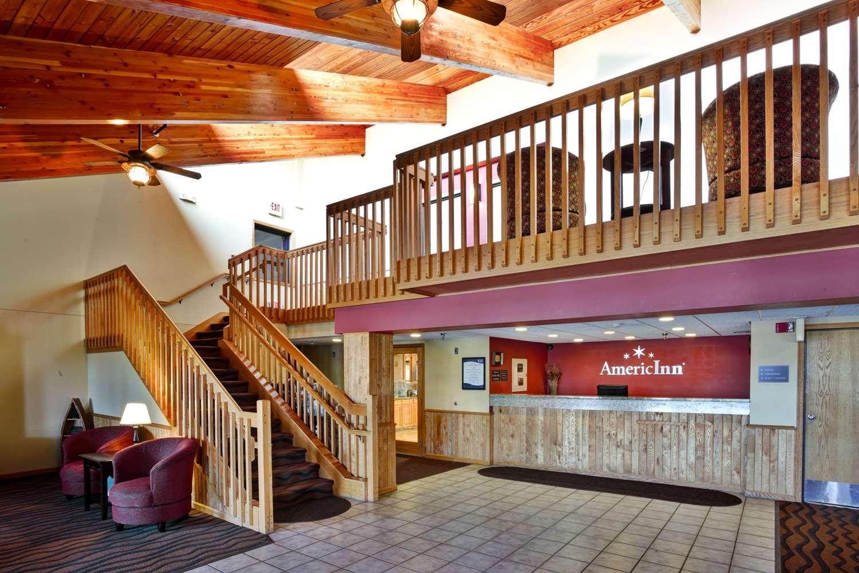 Lobby - AmericInn Lodge & Suites Baudette