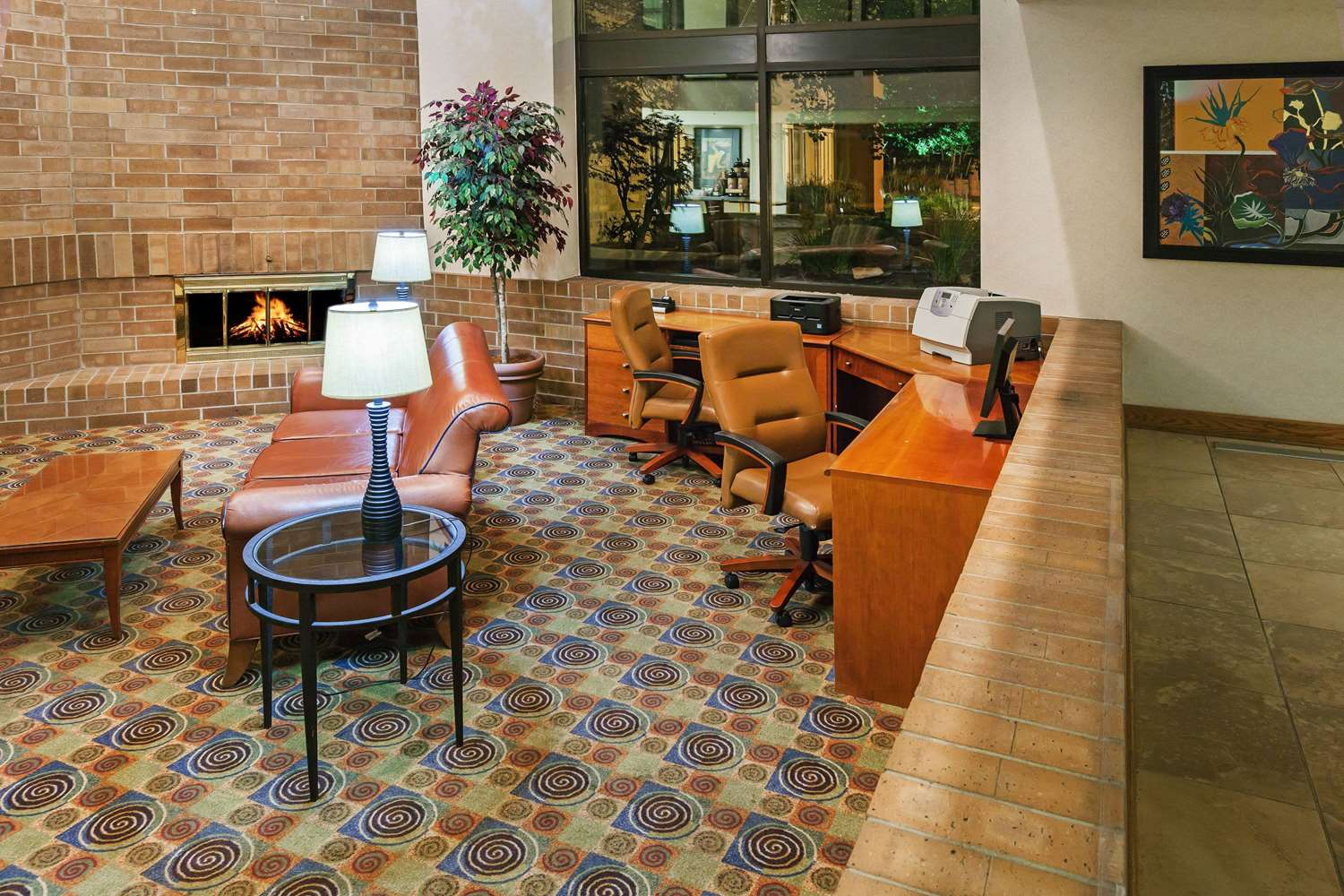 Conference Area - AmericInn Hotel & Suites Omaha