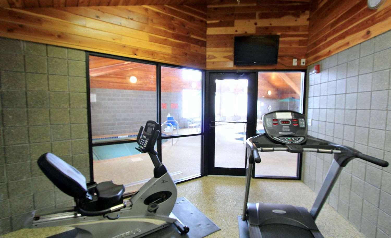 Fitness/ Exercise Room - AmericInn Lodge & Suites Cedar Rapids