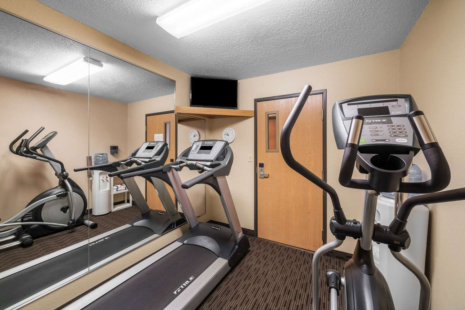 Fitness/ Exercise Room - AmericInn Lodge & Suites Detroit Lakes